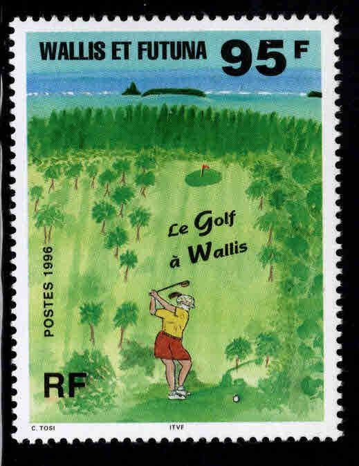 Wallis and Futuna Islands Scott 477 MNH**