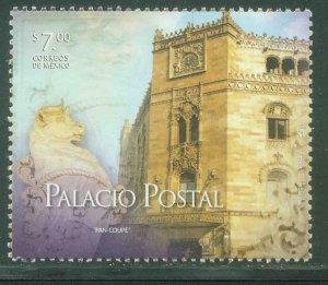 MEXICO 2735, MEXICO CITY POSTAL PALACE..MINT, NH. VF.