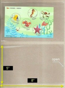 *FREE SHIP* OPP Plastic Sleeve Size [5 x 8] suitable for ms (50 pcs/pac)