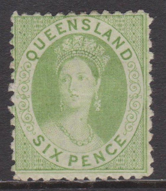 Queensland Sc#48 MH
