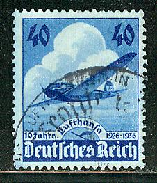 Germany Reich Scott # 469, used
