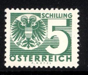 Austria 1935  Scott #J173 MLH