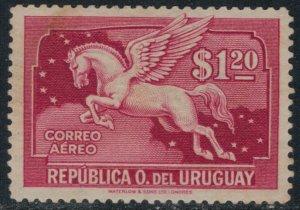 Uruguay #C54*  CV $30.00