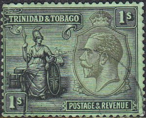 Trinidad & Tobago #29    Used