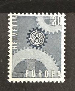 Switzerland 1967 #482, MNH, CV $.70