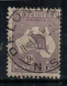 Australia Scott 50 Used (Catalog Value $22.50)