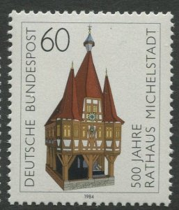 STAMP STATION PERTH Germany #1412 General Issue 1984 - MNH CV$1.00