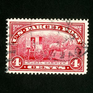 US Stamps # Q4 Choice used