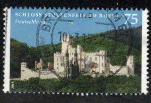 Germany Scott 2769 Used Stolzenfels Castle Used stamp