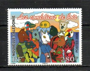 New Caledonia 1004 MNH