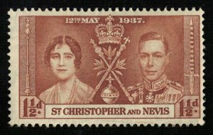 Saint Kitts and Nevis, (4122-T)