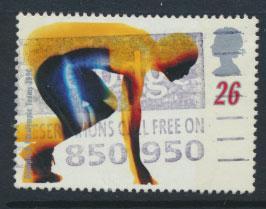 Great Britain SG 1930  Used  - Olympic Games Atlanta