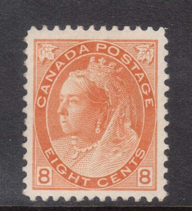 Canada #82 VF Mint **With Certificate**