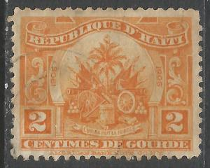 HAITI 146 VFU C56-4