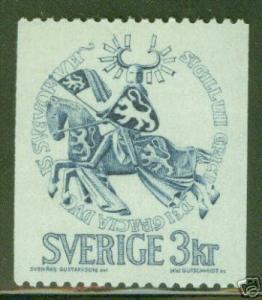 SWEDEN Coil Stamp Scott 753 MH*