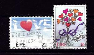 Ireland 606-07 Used 1985 set