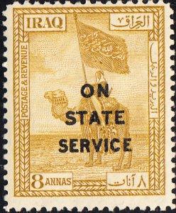 Iraq   #O8  MH