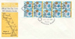 Marshall Islands Scott 41b Unaddressed.