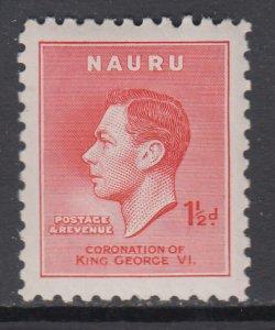Nauru 35 MNH VF
