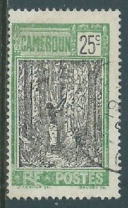 Cameroun, Sc #180, 25c Used