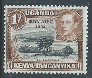 Kenya, Uganda & Tanganyika, Sc #99, 1sh MH