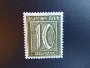 Germany 1922  Sc.#162  CV.$ 6.75  LH