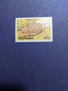 Barbados 653 XF, CV $3.25