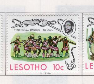 Lesotho MH Scott Cat. # 192