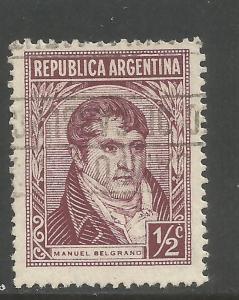ARGENTINA 418 VFU O232