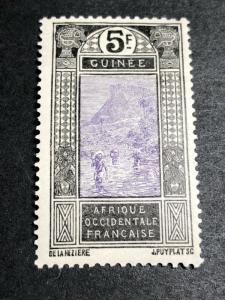 French Guinea Scott 103 Mint OG CV $16