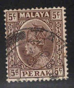 MALAYA Perak Scott 72 Used stamp