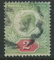 Great Britain - Edward VII SG 225