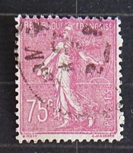 France, 1924-1926, Sower - New Values, MC #165