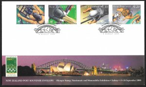 New Zealand First Day Cover [7794]