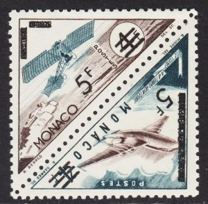Monaco Scott 373a VF mint OG NH.