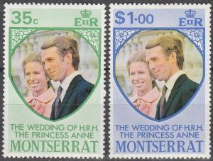 Montserrat #300-01 MNH F-VF  (SU4488)