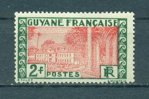French Guiana sc# 145 mh cat value $.65