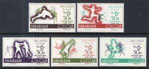 Sharjah MI 69-73 Sports MNH VF