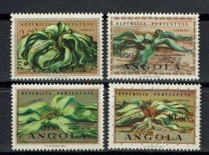 D - Angola 1959 Mirabilis MHset #  406/409