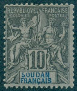 French Sudan #7 Mint  Scott $21.00