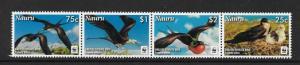 NAURU SG681a 2009 FRIGATE BIRD MNH