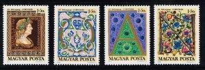 HUNGARY STAMP SEMI POSTAL MH/OG STAMP COLLECTION LOT 1970 Stamp Day
