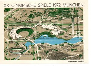 Germany B489 MNH ..