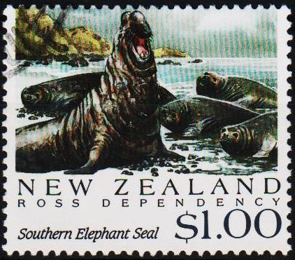 New Zealand. 1992 $1 S.G.1668 Fine Used