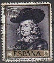 #1159 Spain used lot 13191001-4