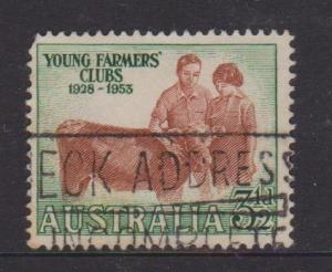 Australia Sc#262 Used