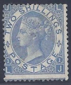 Great Britain scott #55 Used
