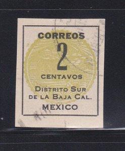 Mexico 402 U Numeral