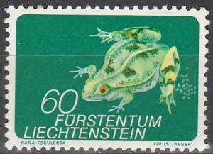 Liechtenstein #538  MNH F-VF  (V805)