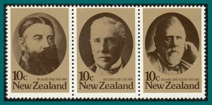 New Zealand 1979 Statesmen, MNH  #680a,SG1185a